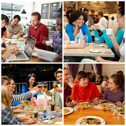 Automated Marketing for Restaurants and Bars