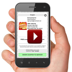 See How Mobile Coupons Work