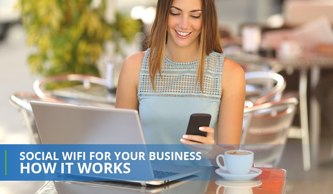 Social WiFi for your business – how it works